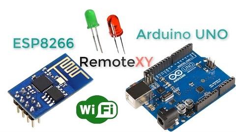 Arduino_uno_ESP8266_smartphone