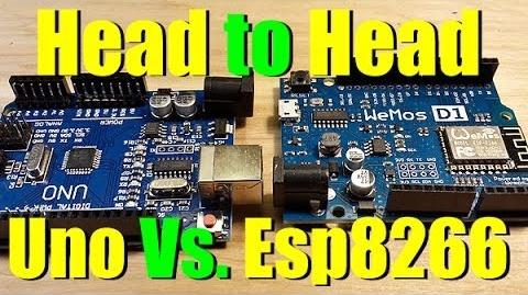 ESP8266_Versus_Arduino_Uno