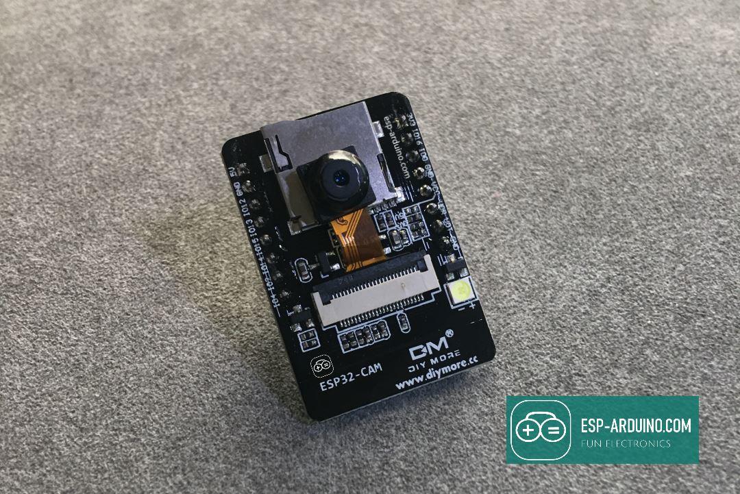 esp arduino esp32-cam